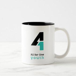 Taza del tono de la juventud dos de All4one