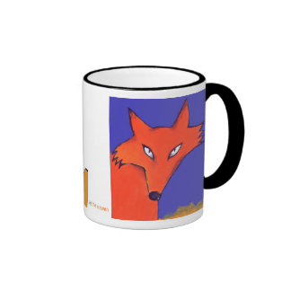 Taza del tótem del Fox