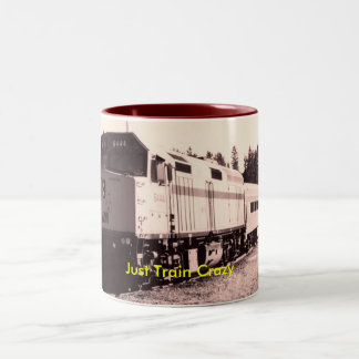 Taza del tren