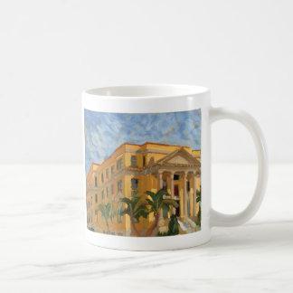 Taza del tribunal del Palm Beach