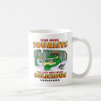 Taza del turista de Luisiana