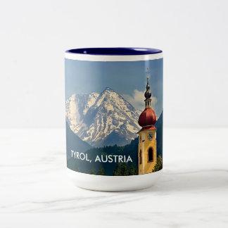 TAZA DEL TYROL   AUSTRIA COFFEE/TEA