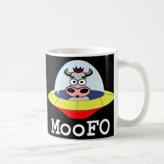 Taza del UFO de MooFO