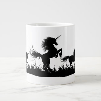 Taza del unicornio taza grande
