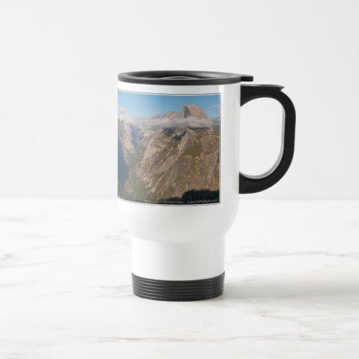 Taza del valle de Yosemite