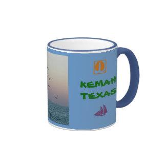 Taza del velero de Kemah - modificada para requisi