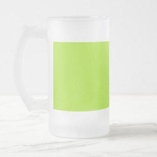 """Taza del """"verde"""""""