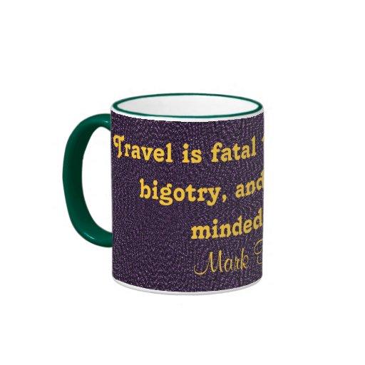 taza del viaje