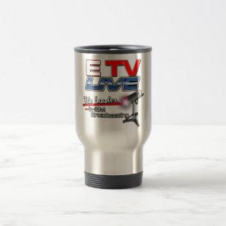 Taza del viaje de ETV