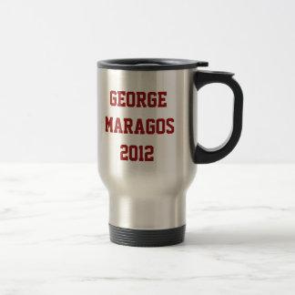 Taza del viaje de George Maragos