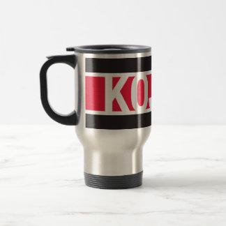 Taza del viaje de Ko Jo Kai