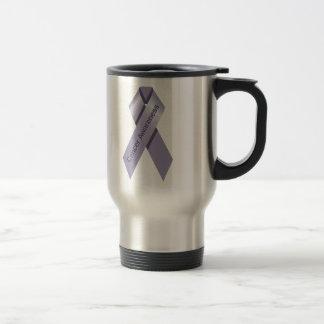 Taza del viaje de la conciencia del cáncer