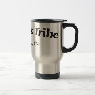 Taza del viaje de la tribu de Tobias