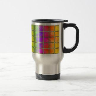 """""""Taza del viaje de la ventana del arco iris"""" por e"""