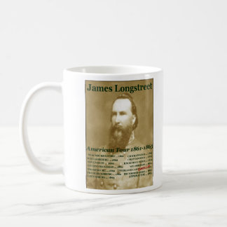 Taza del viaje de Longstreet