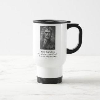 Taza del viaje de Newton