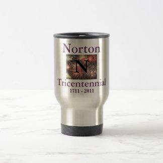 Taza del viaje de Norton 1711 Tricentennial - 2011
