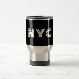 Taza del viaje de NYC