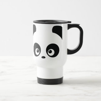 Taza del viaje de Panda® del amor