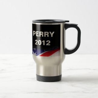 Taza del viaje de Rick Perry 2012