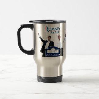 Taza del viaje de Romney-Ryan 2012