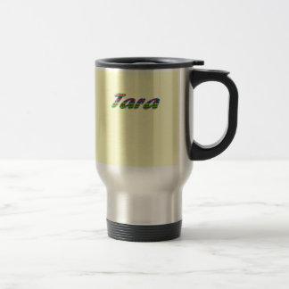 Taza del viaje de Tara