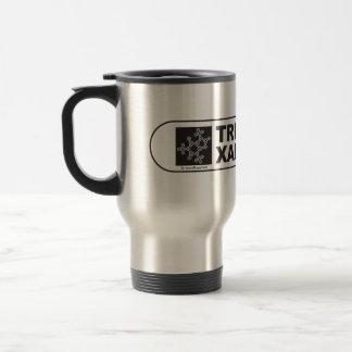 Taza del viaje de TRIMETHYLXANTHINE (cafeína)