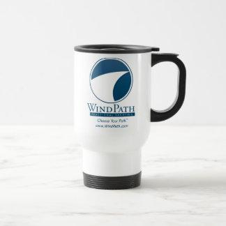 Taza del viaje de WindPath