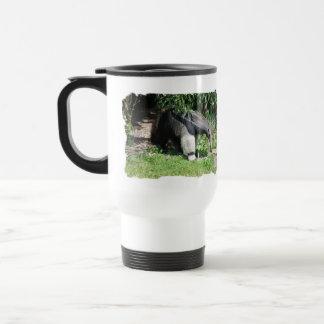 Taza del viaje del Anteater gigante