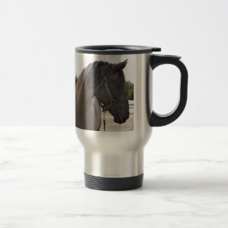 Taza del viaje del caballo