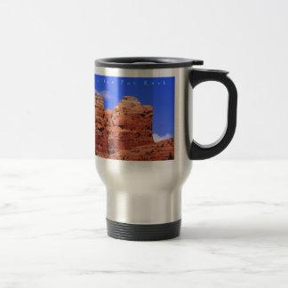 Taza del viaje del café del cielo del pote del caf