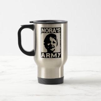 Taza del viaje del ejército de Nora