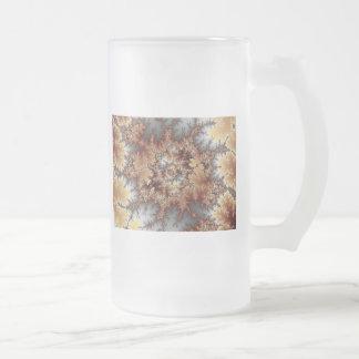 taza del viaje del fractal