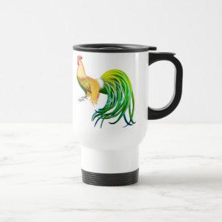 Taza del viaje del gallo de Phoenix