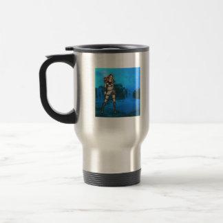 Taza del viaje del guerrero del duende