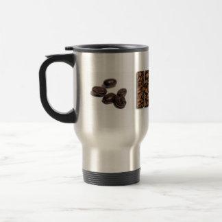 Taza del viaje del hábito del café