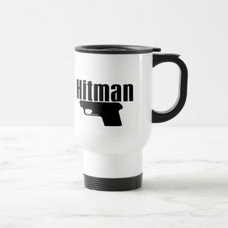taza del viaje del hitman