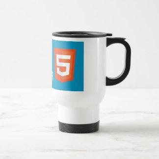 Taza del viaje del HTML 5