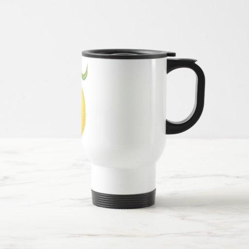 Taza del viaje del limón