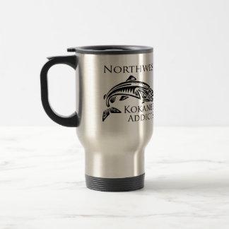 Taza del viaje del logotipo de NWKA