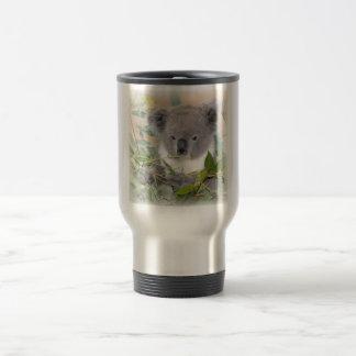 Taza del viaje del oso de koala