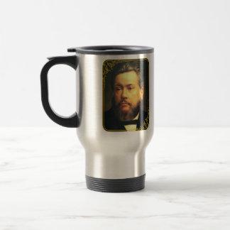 Taza del viaje del vintage de Charles Spurgeon