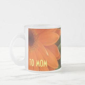 ¡Taza del viaje, el mejor momever! , a la mamá Taza De Cristal