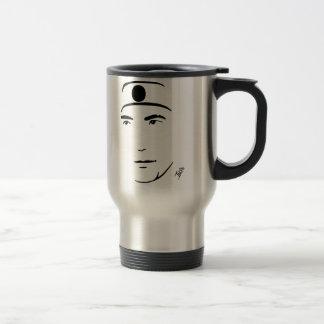 Taza del viajero de Yukio Mishima