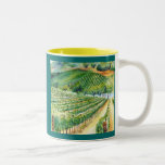 Taza del viñedo de California