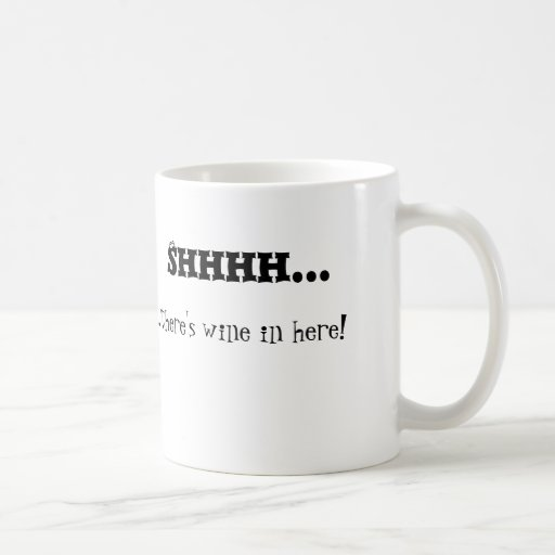 Taza del vino