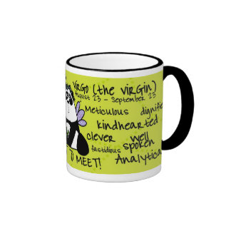 taza del virgo