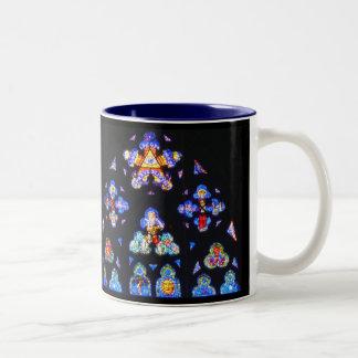 taza del vitral