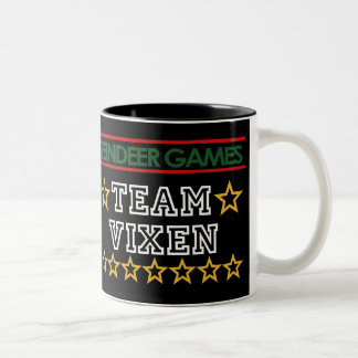Taza del Vixen del equipo