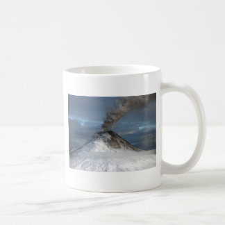 Taza del volcán